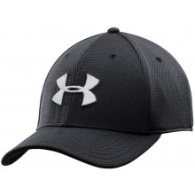 7a617413d0a Under Armour Blitzing II Stretch Fit Cap M black white