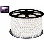 BRG LED pás 1m, 230V, SMD 2835 6W, 60/m, IP68, studená biela
