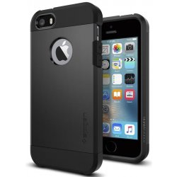 Púzdro Spigen Tough Armor Apple iPhone 5 5S SE čierne od 32 ef970490a79