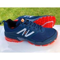 Knup Pánska športová obuv - 3895M11 3895M11 - Oranžová Modrá 3895M11 ... 5cdc1388772