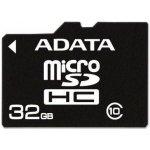 ADATA Premier microSDHC 32GB UHS-I U1 + adapter AUSDH32GUICL10-RA1