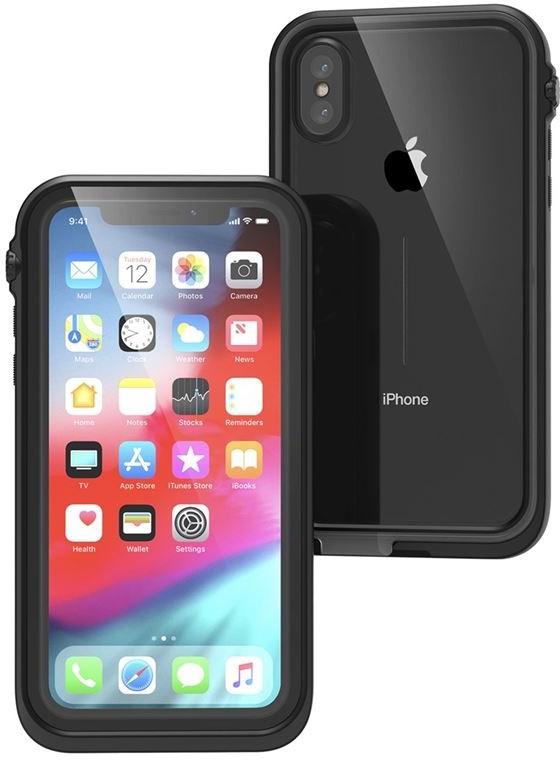 Púzdro Catalyst Waterproof Case iPhone XS čierne od 79 a683ab30452