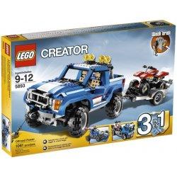 LEGO Creator 5893 Terénny voz alternatívy - Heureka.sk c2bdfa1a6e