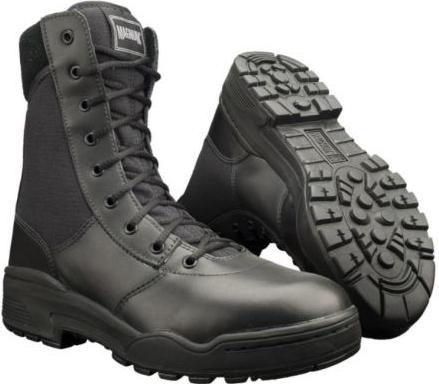 MAGNUM Classic Black profesionálne vojenské a policajné topánky T20-4111 944c9441d26