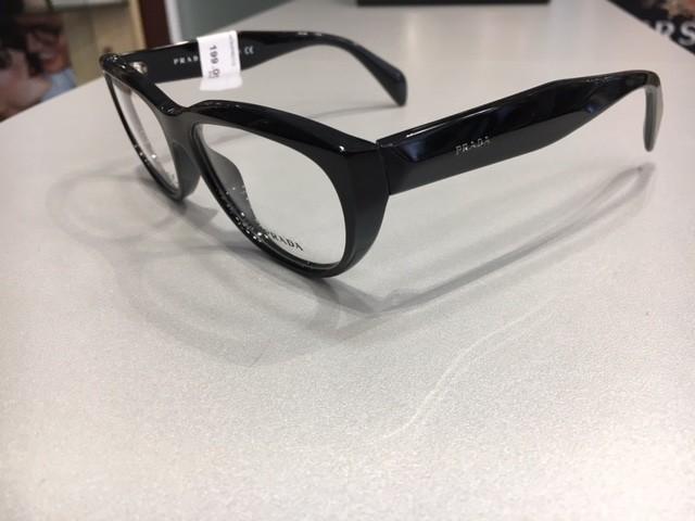 dioptrické okuliare Prada VPR 01Q 1AB-1O1 - Zoznamtovaru.sk e1b13a00730