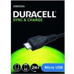 Duracell USB5023A Micro USB, 2m