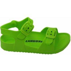 e96993dad5a7 Canguro Chlapčenské gumové sandále zelené alternatívy - Heureka.sk