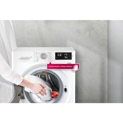 Zabudnutú bielizeň pokojne pridajte aj v priebehu prania