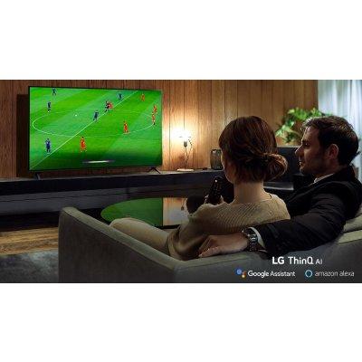 AI Smart televízor s umelou inteligenciou