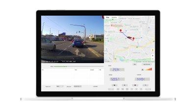 Zaznamenajte si cestu s GPS modulom