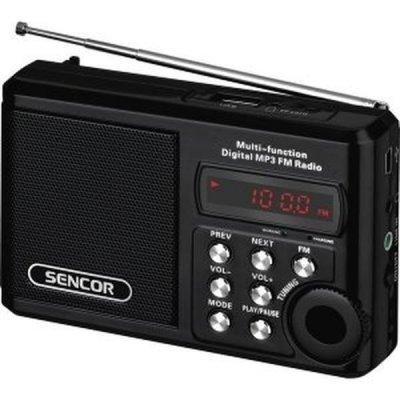 Ponúka FM rádio aj MP3