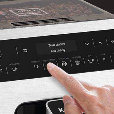 Intuitívny OLED displej