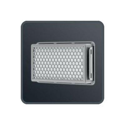 Permanentný High Efficiency filter na výstupe vzduchu