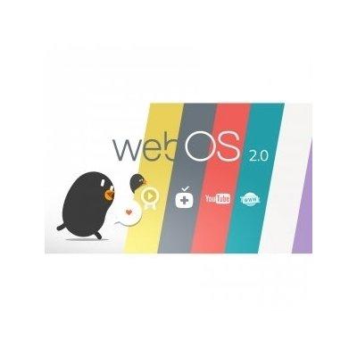 Bohatá ponuka funkcií platformy webOS 2.0
