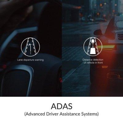Bezpečnejšia jazda s asistenciou riadenia