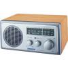 Retro radio Sangean WR1 - ořech