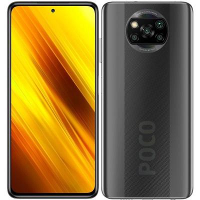 Xiaomi Poco X3 NFC, 6/64GB, Dual SIM, Grey - SK distribúcia