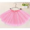 594d9365200a SISI 7531-pink TuTu sukňa pre dievčatá bodkovaná