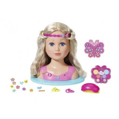 Zapf creation 824788 Staršia sestrička BABY born ® Česacia hlava