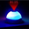 Projekčný LED budík
