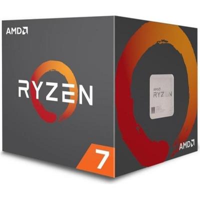 AMD Ryzen 7 1700, Processor BOX, soc. AM4, 65W, s Wraith Spire 95W chladičom YD1700BBAEBOX