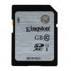 Kingston Secure Digital Card, 64GB, SDXC, SD10VG2/64GB, UHS-I
