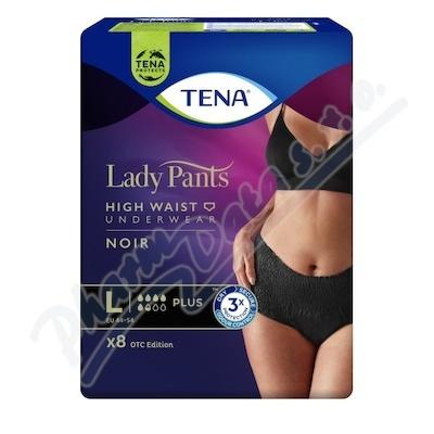 TENA Lady Pants Plus Noir L ink.kalh.8ks 725266