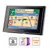 MIO Moov 360u GPS PNA - mapy EU MioMap 2008, LCD 4,3