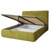 Čalúnená posteľ DALIA s úlož. priestorom 140x200 cm, bez roštu