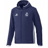 adidas Bunda REAL MADRID Presentation - RAW PURPLE /CRYSTAL WHITE - L