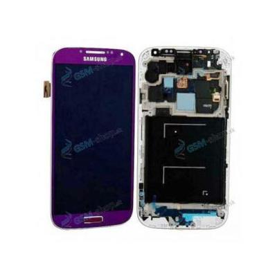 LCD Samsung Galaxy S4 LTE (i9506) komplet fialový Originál