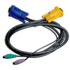MICRONET Micronet 3-in-1 PS/2 KVM Cable C200K-1 ,1,8m