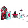 Monster High - Howlywood nábytok Set pre čierny koberec (ASRT746775299293)