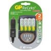 GP PowerBank 50 nabíječka PB50 4x AA Recyko, 2hod.