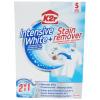 K2r Intenzivní bílá barva+odstraňovač skvrn 5ks