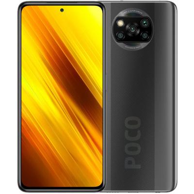"""Xiaomi Poco X3 PRO 6GB/128GB GLOBAL čierny (Dual sim, 4G LTE internet, 8-jadro, RAM 6GB, pamäť 128GB, FullHD+ displej 6.67"""", 48MPix, NFC, 5160mAh)"""