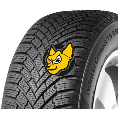 Continental Winter Contact TS 860 205/60 R15 91H