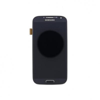 LCD display + Dotyk + Přední kryt Samsung i9506 Galaxy S4 LTE Black (Service Pack) 2500001723130
