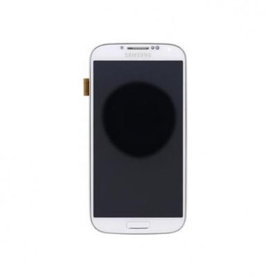 LCD display + Dotyk + Přední kryt Samsung i9506 Galaxy S4 LTE White (Service Pack) 2500001723131