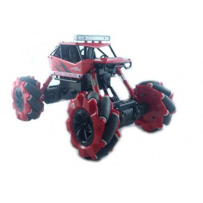 NQD: Drift Climber 4WD 1:16 2,4 GHz RTR - červený
