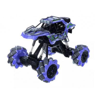 NQD: Drift Climber 4WD 1:16 2.4Ghz RTR - modrý