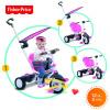 SMART-TRIKE - trojkolka Fisher Price 325 Charm Plus 3v1 Ružová