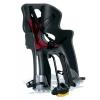 Detská sedačka na bicykel- BELLELLI predná Rabbit Multifix šedá