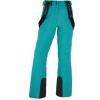 913a2a4187ec KILPI Dámske lyžiarske nohavice - väčšej veľkosti ELARE-W JLX011KITRQ  Tyrkysová 48