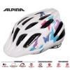 Cyklistická prilba ALPINA FB JUNIOR 2.0 biela s motýľmi 5f47045eb8d