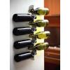 Nástenný držiak na víno 1660006