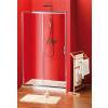 SAPHO SIGMA sprchové dveře posuvné 1200mm, sklo Brick ( SG3262 )