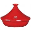 Tajine Burgundy granátový červený 27 cm - Emile Henry (Emile Henry Tajine Burgundy granátový červený 27 cm - Emile Henry)
