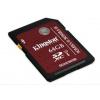 Kingston Secure Digital Card, 64GB, SDXC, SDA3/64GB, UHS-I U3