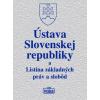 Ústava Slovenskej republiky a Listina základných práv a slobôd (Kolektív autorov)